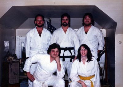 1988 - Dojang Photo
