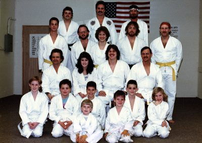 1989 - Dojang Photo