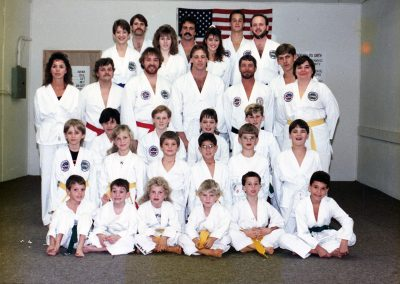 1990 - Dojang Photo