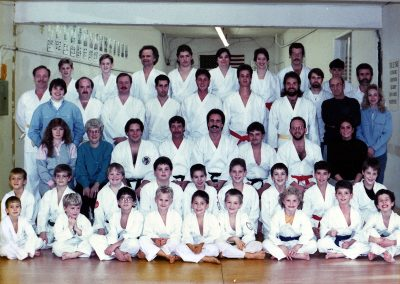 1991 - Dojang Photo