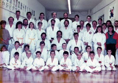 1992 - Dojang Photo