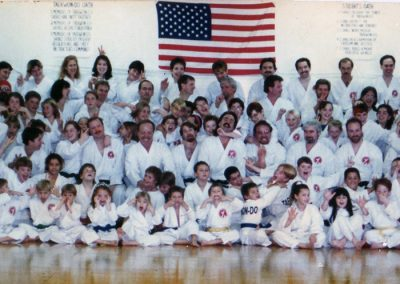 1995 - Goofy Dojang Photo
