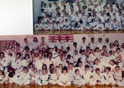1996 - Goofy Dojang Photo