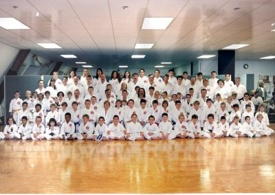 2001 - Dojang Photo