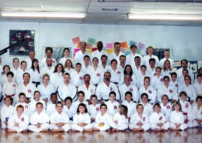2002 - Dojang Photo