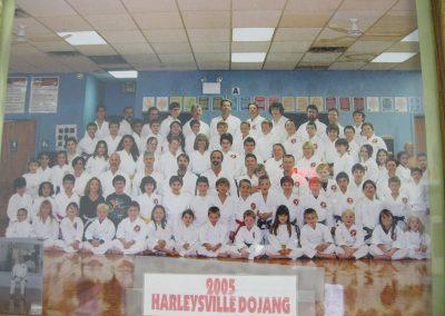 2005 - Dojang Photo-Harleysville