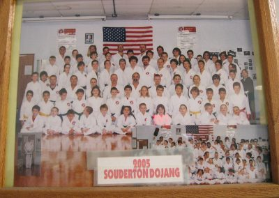 2005 - Dojang Photo-Souderton